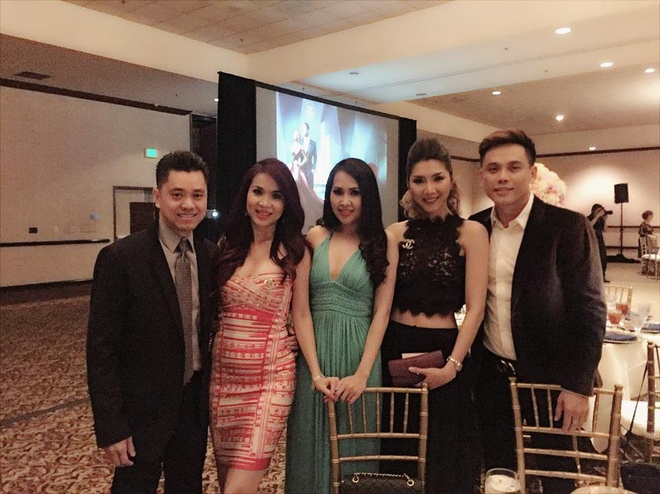 Dinh Ngoc Diep - Victor Vu to chuc dam cuoi o My hinh anh 5