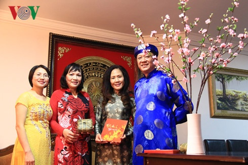 Photos: Overseas Vietnamese around the world welcome Lunar New Year