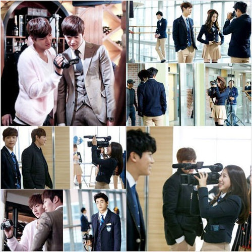 Anh hau truong gay sot cua phim 'The Heirs' hinh anh 1