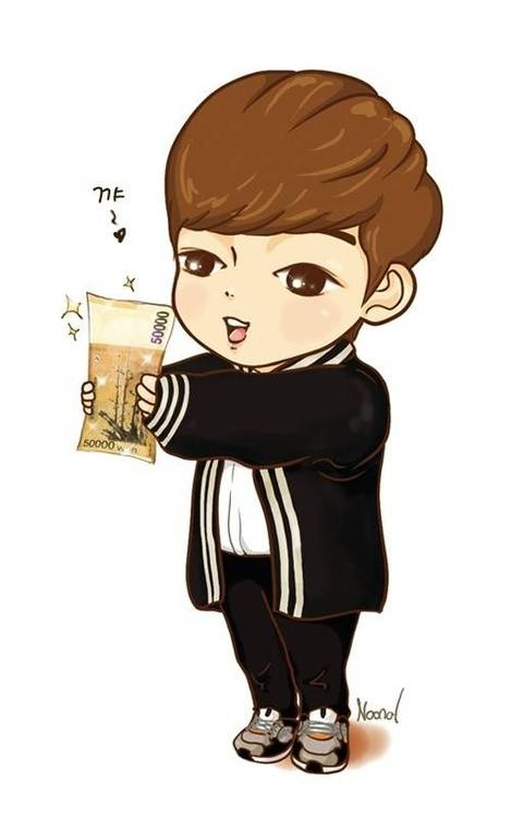 Bo suu tap 'The Heirs' phien ban chibi hinh anh 2