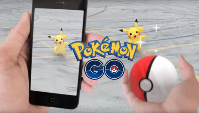 Indonesia cam binh si, canh sat choi Pokemon Go hinh anh 1