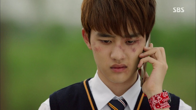 D.O trong phim It's Okay, That's Love.
