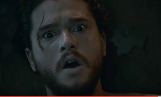 'Game of Thrones 6': Jon Snow da song lai! hinh anh 1
