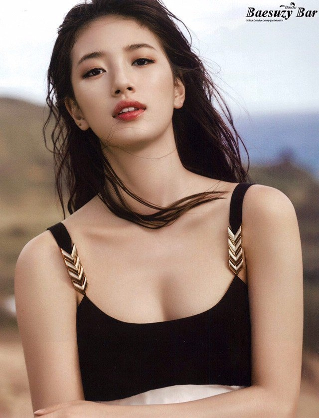 An tuong nhan sac truong thanh cua Bae Suzy tren tap chi hinh anh 6