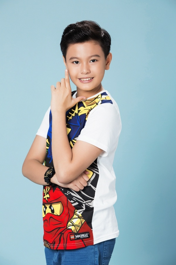 Dong Nhi - Ong Cao Thang gioi thieu tro cung The Voice Kids hinh anh 14