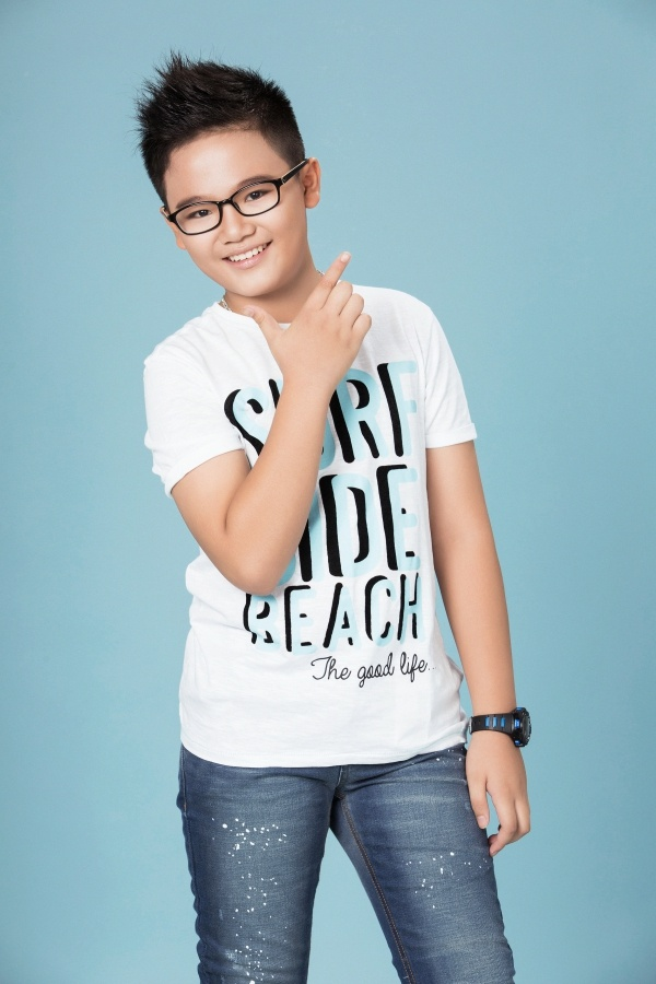 Dong Nhi - Ong Cao Thang gioi thieu tro cung The Voice Kids hinh anh 4