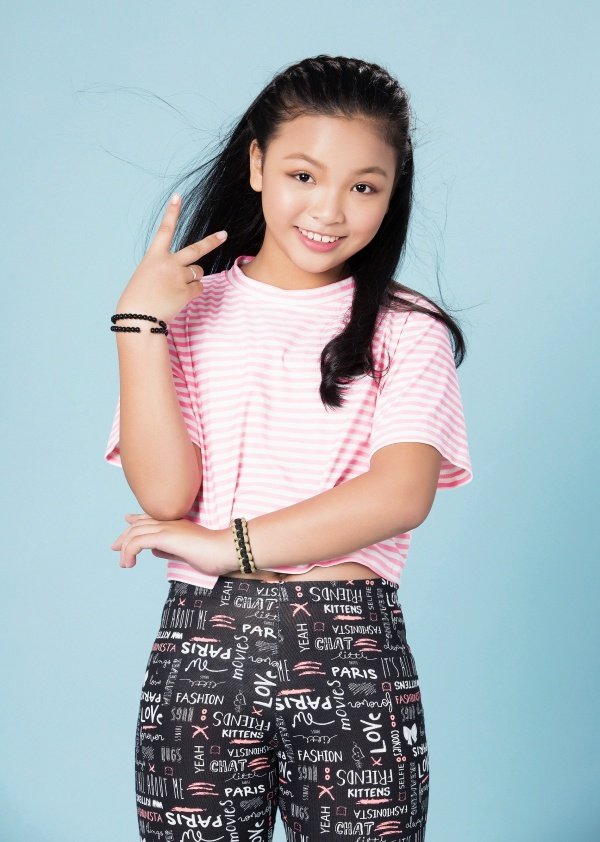 Dong Nhi - Ong Cao Thang gioi thieu tro cung The Voice Kids hinh anh 12