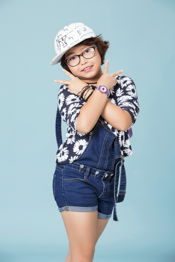 Dong Nhi - Ong Cao Thang gioi thieu tro cung The Voice Kids hinh anh 2