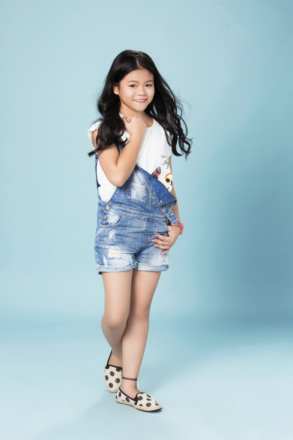 Dong Nhi - Ong Cao Thang gioi thieu tro cung The Voice Kids hinh anh 9