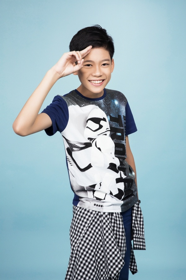 Dong Nhi - Ong Cao Thang gioi thieu tro cung The Voice Kids hinh anh 6
