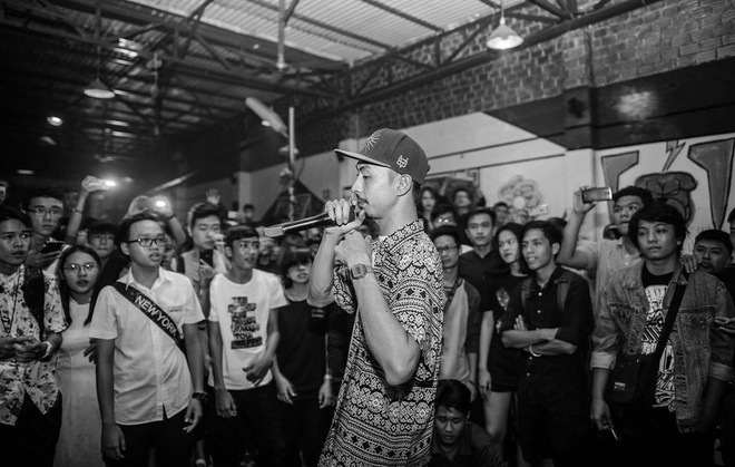 Rapper Den: 'Toi mong hop tac voi Le Cat Trong Ly' hinh anh 1
