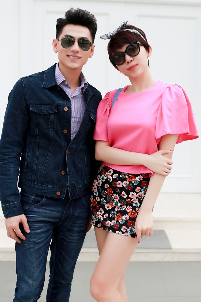 Isaac va Toc Tien hoi ngo trong cuoc hen cho cac cap doi hinh anh 1