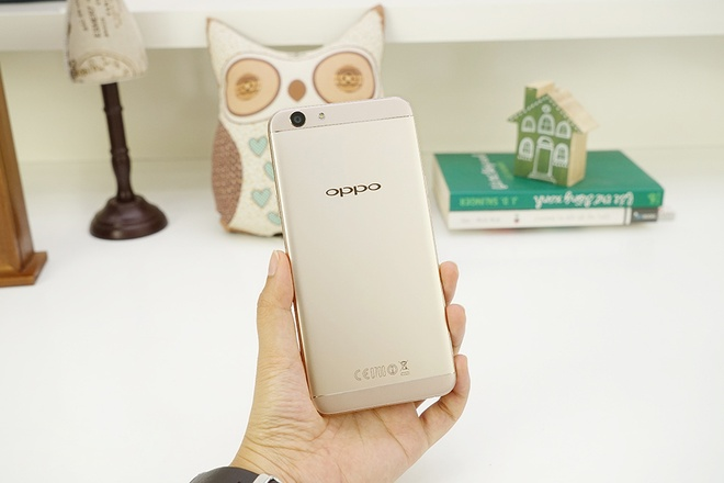 OPPO F1s dung truoc tra sau tai FPT Shop hinh anh 1