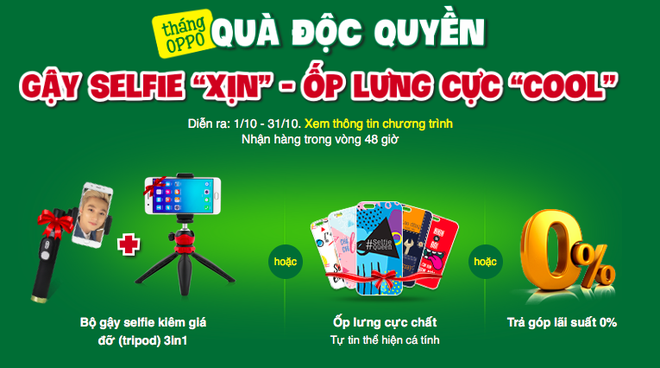 Bi quyet so huu anh selfie doc dao cung OPPO hinh anh 3