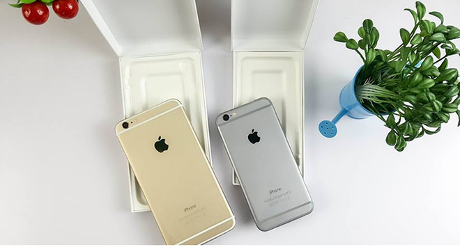 5 ly do khien iPhone 6, 6S 'chay hang' dip cuoi nam hinh anh 1