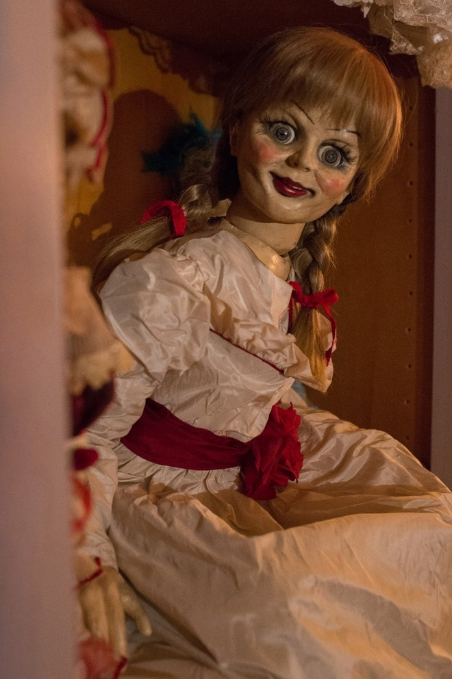 Bup be ma Annabelle hen tro lai trong mua he 2017 hinh anh