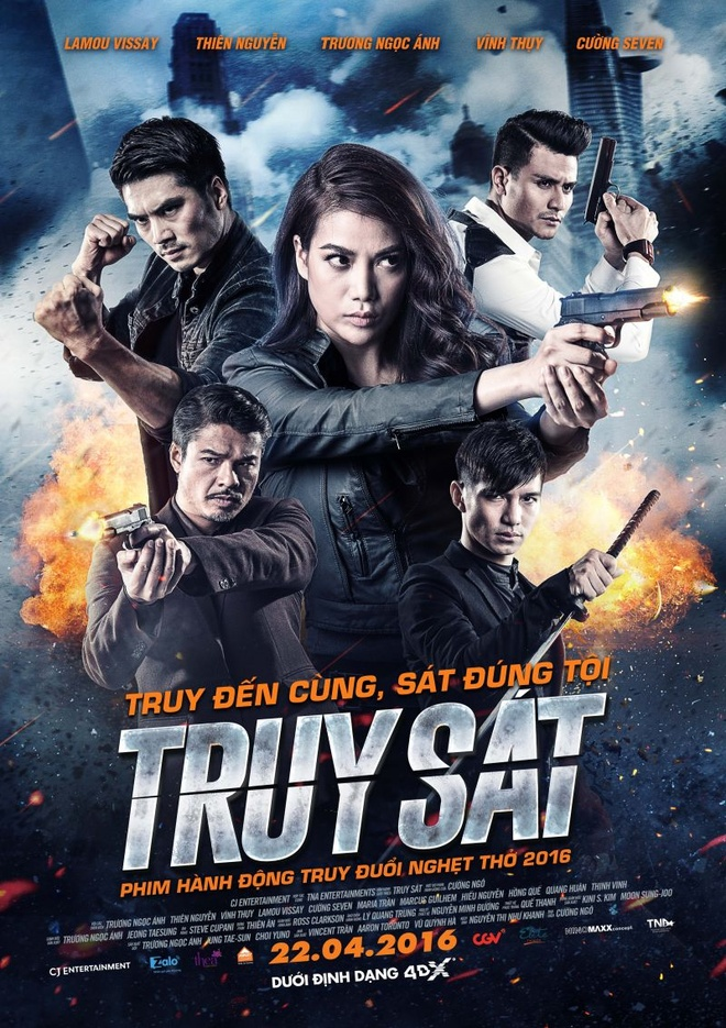 'Truy sat' - Hanh dong kich tinh, cot truyen lung cung hinh anh 1