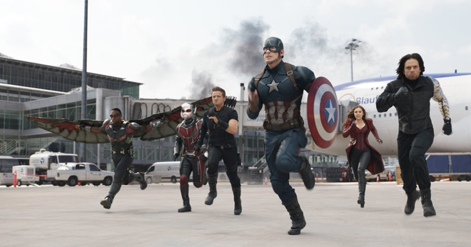 Marvel quyet gianh Oscar voi 'Captain America: Civil War' hinh anh 1