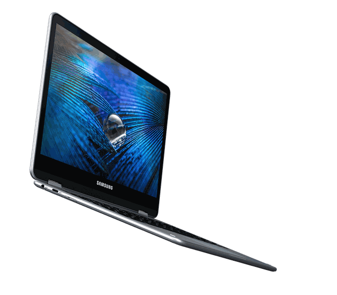 Samsung ra mat Chromebook Pro co but cam ung giong Note 7 hinh anh 2