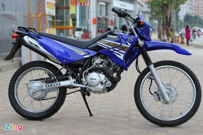 Cao cao hq pictures just look it for Yamaha xtz 125