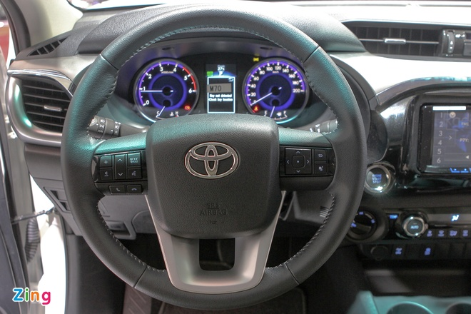 Toyota Hilux 2016 dung dong co moi tai Viet Nam hinh anh 10