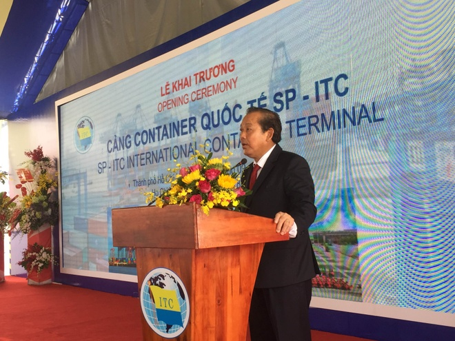 TP.HCM co them cang container quoc te tren song Dong Nai hinh anh 2